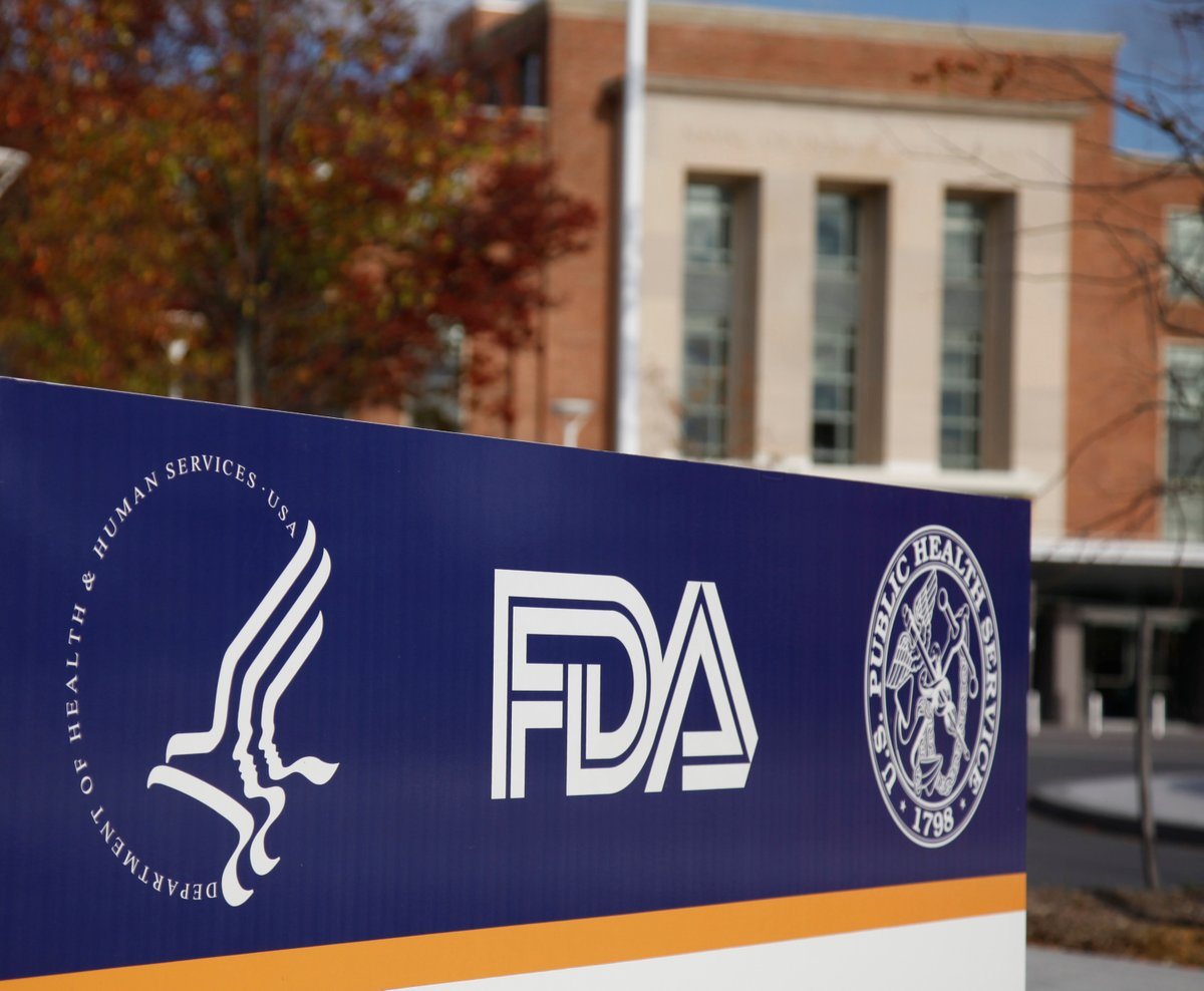 The FDA organized an invitation-only meeting to discuss the best way to detect cancer-causing asbestos in talc powders and cosmetics. The gathering was dominated by industry hands and outsiders were turned away, including a doctor who testified against J&J  https://reut.rs/34MxI2j
