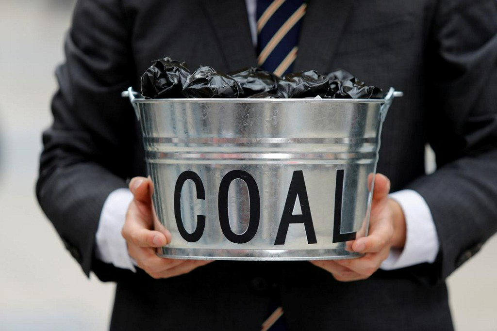 Big European banks face call to end funding for firms building coal-fired plants  https://reut.rs/2rYrnSL