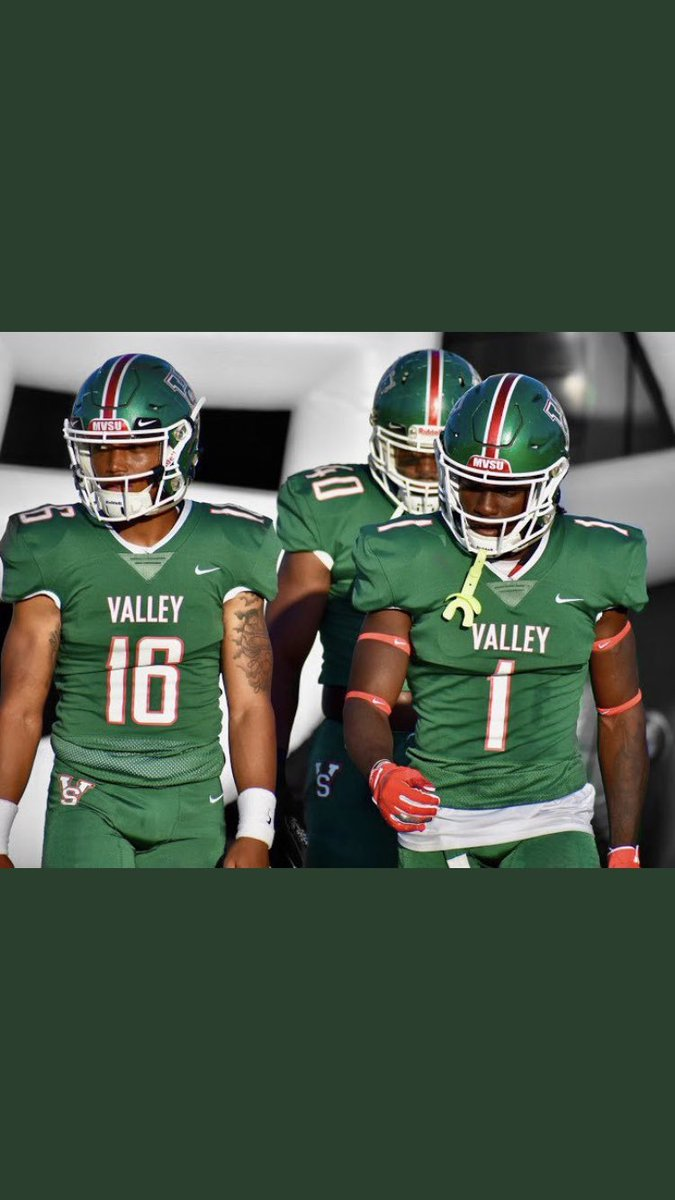 RT @dfarmer_11: Blessed to receive an offer from Mississippi Valley State University‼️ @coachjpowers @MSValleyFB https://t.co/dFhG0Mt9ht