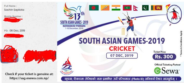 Lets do this boys.. #NepVBanU23 #SAG2019 #Saturday .@CricketNep .@BCBtigers