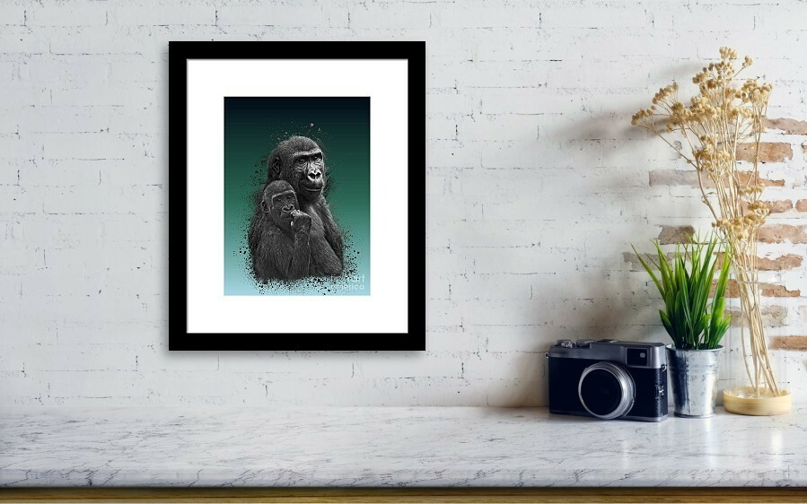 Gorilla Brothers Framed Print by Rawshutterbug now available AT: https://ift.tt/2MDFtRX   ofinstagram https://ift.tt/2LtL0cp lope, shufai, GorillaShufai, gorillalope, gorillas, apes, primates, primatesofinstagram, gorillalovers pic.twitter.com/Yup07D09xJ