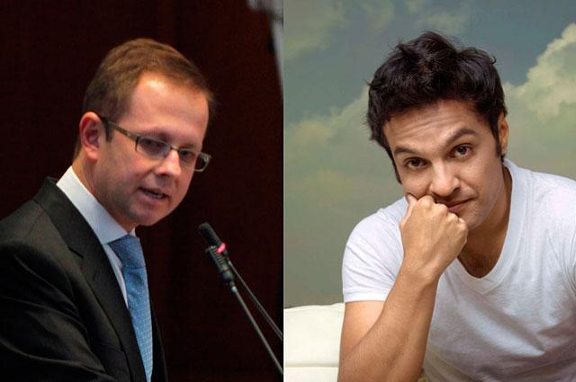 """""""No sé de dónde viene su rabia"""": respuesta de Andrés Felipe Arias a críticas de Julián Román https://buff.ly/2RleXiB"""