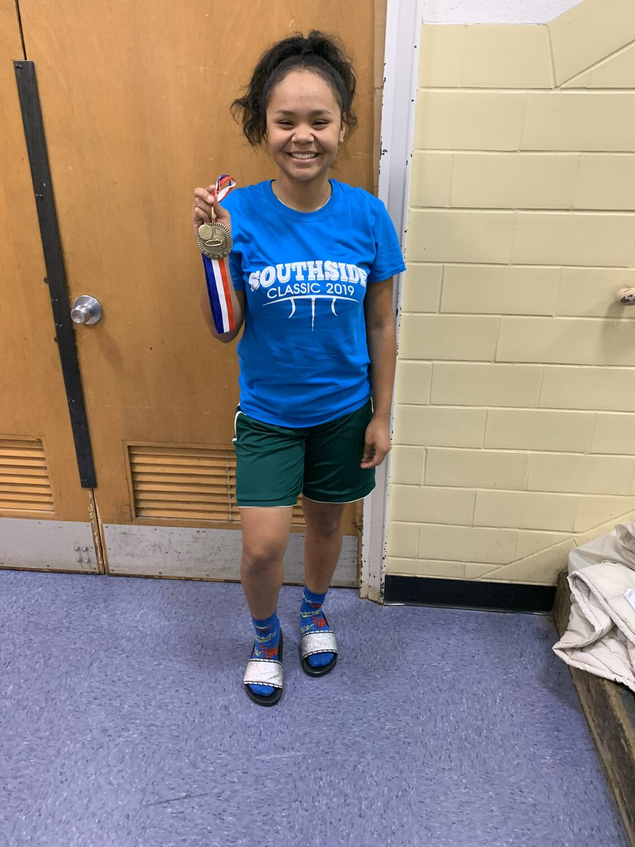 Congrats to Sherrell Van for making the Southside Classic All-Tournament team!