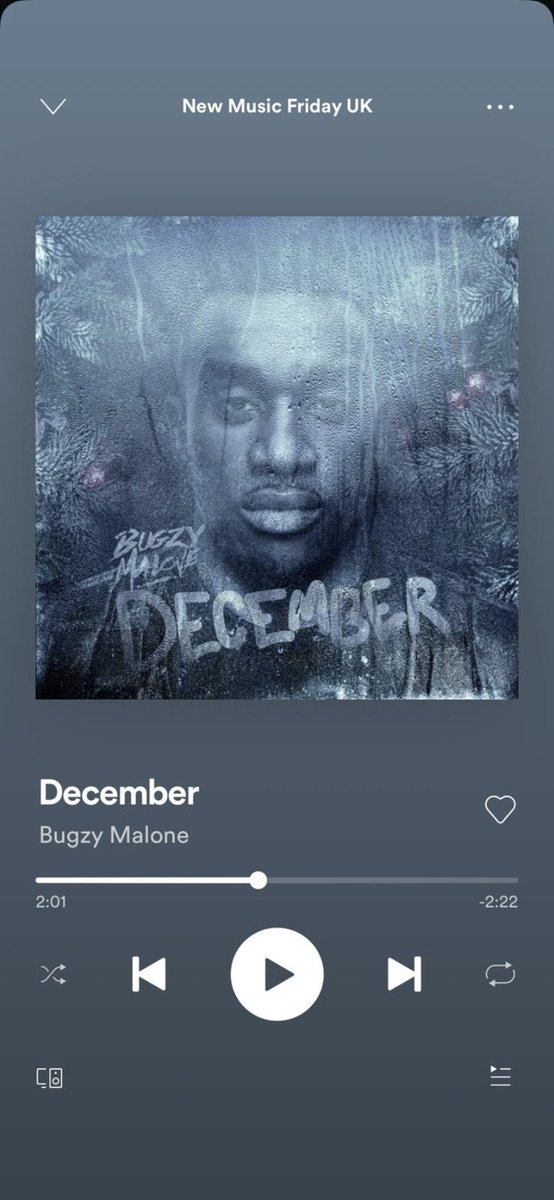 DECEMBER OUT NOW ON ALL PLATFORMS!!! 🧊🧊🧊🧊