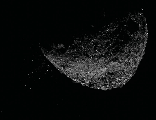 Bennu and the jets? We're not sure! An unexpected discovery by @OSIRISREx revealed asteroid Bennu is ejecting particles from its surface. ✨ The mission team found 3 possible causes: meteoroid impacts, thermal stress fracturing, and release of water vapor: https://t.co/JhHBHHfpXG