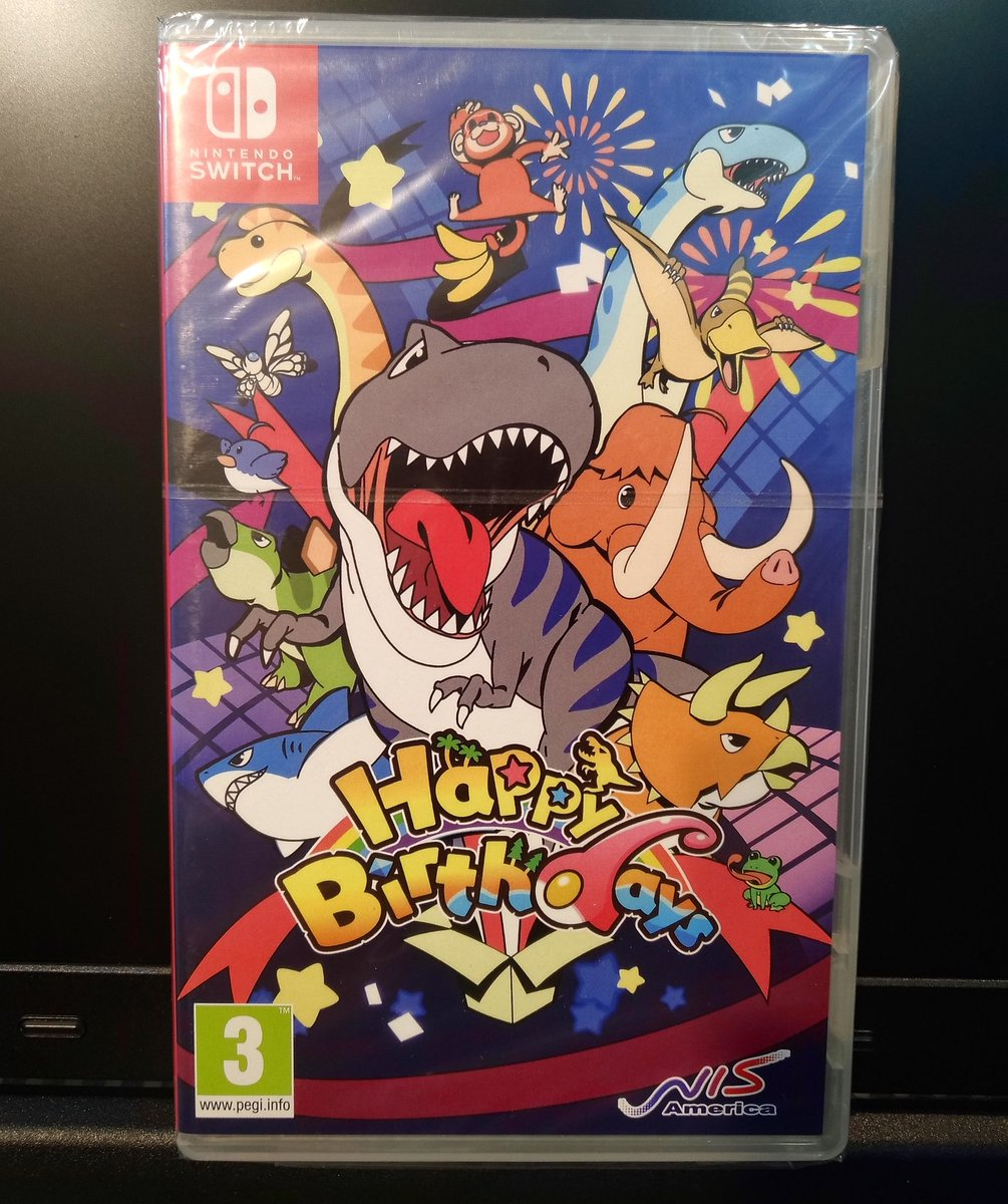Play God on the go in your own little worlds and watch the ecosystems flourish by retweeting this to enter our #Giveaway for the chance to win this new & sealed Happy Birthdays on Nintendo Switch! You have until Saturday  <br>http://pic.twitter.com/FY9WbZOBOZ