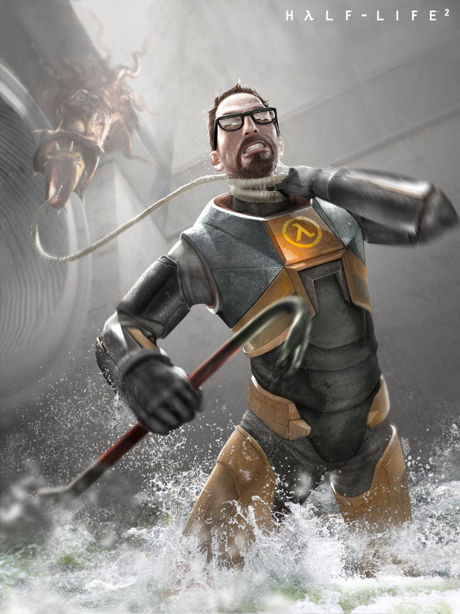 Dhabiḥ On Twitter I M Only Referring To The Hl2 Gordon Btw