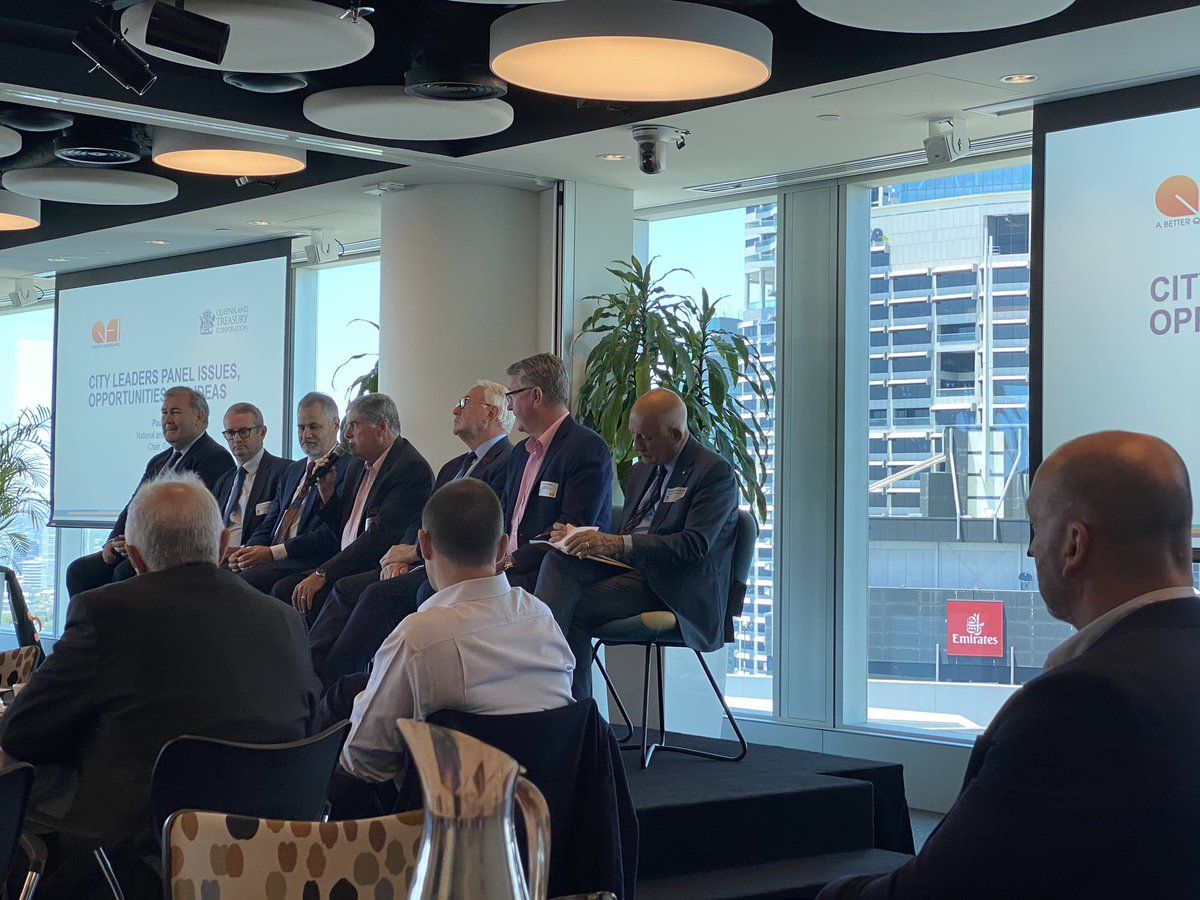 Good diversity in terms of topics & regions (perhaps not gender)at @QldFutures future cities workshop @bundabergrc @TCC_News @toowoombaregion @brisbanecityqld @IpswichCouncil @mbritQLD @CairnsInstitute @usqedu @CQUni @PwC #growingqld @SpencerHowson  @kmacbris https://t.co/jc6Y913B0y