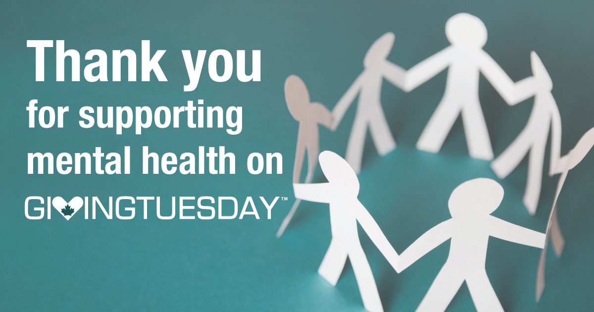 test Twitter Media - Thank you for supporting #mentalhealth on #GivingTuesdayCA! It's never too late to continue giving: https://t.co/mrYI0mYwkF #ThankYouThursday https://t.co/o9t2Vk1RuR