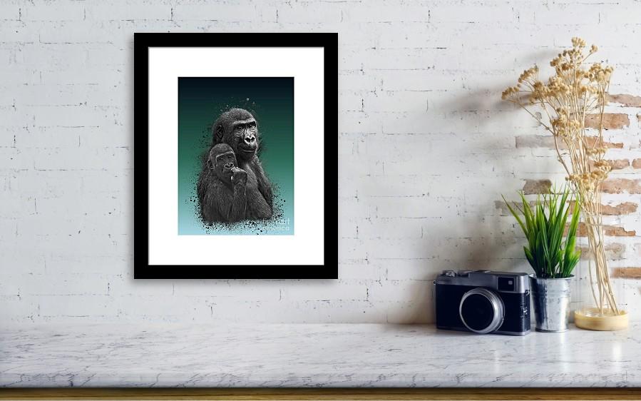 Gorilla Brothers Framed Print by Rawshutterbug now available AT: https://fineartamerica.com/featured/gorilla-brothers-rawshutterbug.html?product=framed-print… #lope #shufai #GorillaShufai #gorillalope #gorillas #apes #primates #primatesofinstagram #gorillaloverspic.twitter.com/CydDbnpthl
