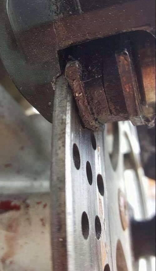 やべえ整備士 ディスクローター ブレーキディスク ワロタ 戦慄に関連した画像-03