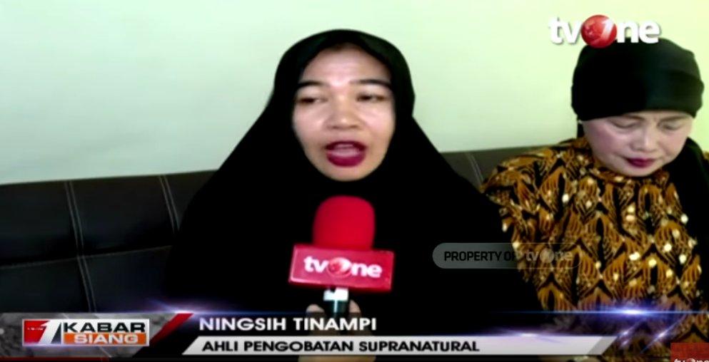 Geger Pengobatan Ningsih Tinampi | Ulasan Siang http://ow.ly/bzjb50xsnQESaksikan video berita lain di youtube channel tvOneNews #tvOneNews