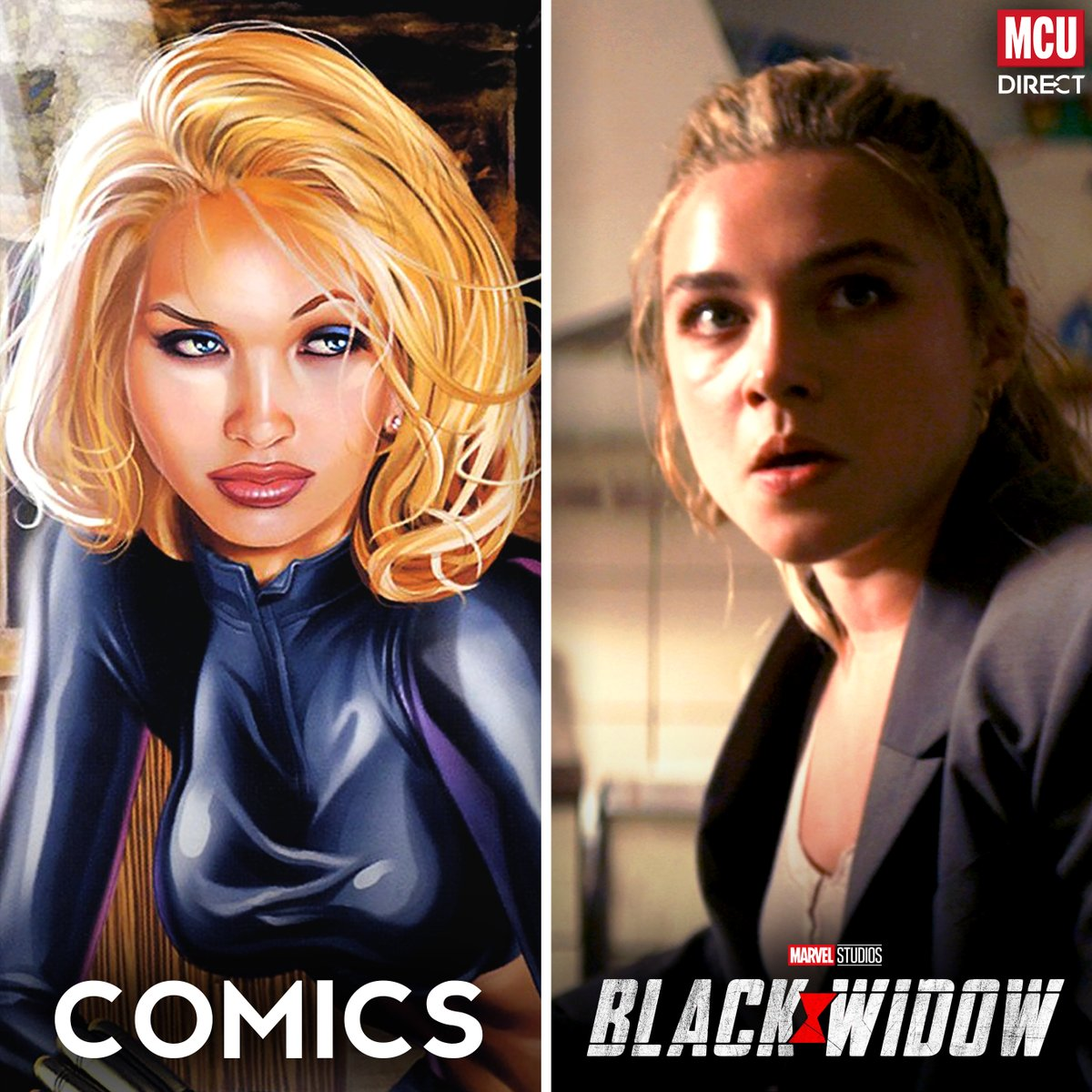 Mcu Direct On Twitter Yelena Belova From Page To Screen