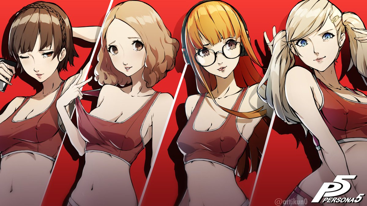 Made a FREE 4K wallpaper for friends of culture available in my discord.   #Persona5 #Persona5Royal<br>http://pic.twitter.com/mDjfe3cL4Z