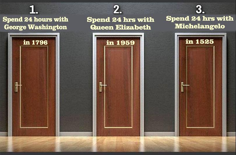 Replying to @TrevDon: Which door ya walking through?