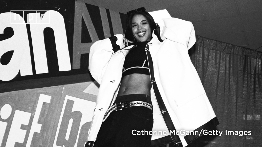 R. Kelly Bribed Official To Marry 15-Year-Old Aaliyah, Government Alleges npr.org/2019/12/05/785…