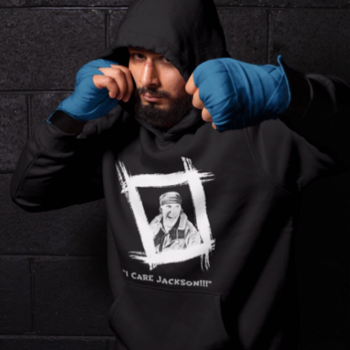 """I Care Jackson!!!"" Winter Hoodies now available! 😂😂😂  https://nerdyurges-com.myshopify.com/collections/warriorwear-clothing-collection…  #martialarts #fighting #mma #stunts #film #movies #lorenavedon #karate #taekwondo #kickboxing #muaythai #Winterfashion #fashion #apparel  #warriorwearclothing  #photography #cosplay #hoodieseason"