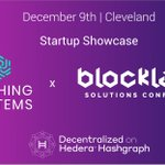 Image for the Tweet beginning: Catch us at @BlocklandCLE next