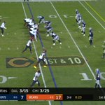 Image for the Tweet beginning: .@AnthonyMiller_3 spins in for his
