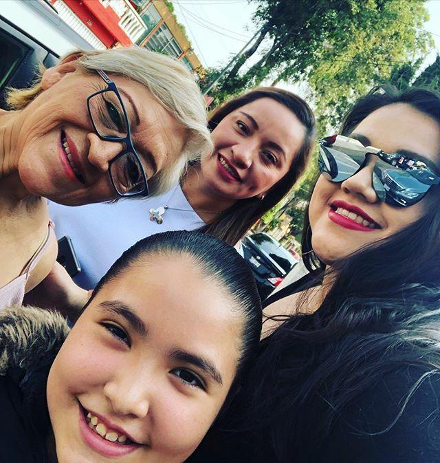 Un sábado saliendo de misa bien pinshi tempranisimo 🤦🏻♀️🤦🏻♀️🤦🏻♀️ • • • #tbt #family #familytime #saturday #june #girls #niecelove #sister #mom #me #curvygirl #plussize https://ift.tt/2OXsxqV