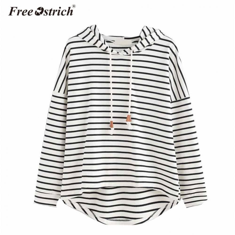 #amazing #instamood Women's Fashion Sweatshirt, Loose Oversized Striped Long Sleeve Hoodie https://baestyleco.com/womens-fashion-sweatshirt-loose-oversized-striped-long-sleeve-hoodie/…