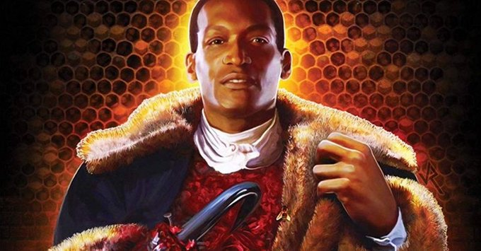 Happy Birthday, Tony Todd. Now, it\s time to watch some candyman.
