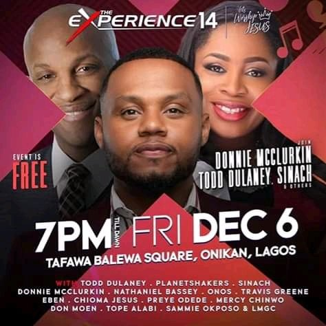 I will enter his gates with Thanksgiving in my heart, I will enter his court with praise...... #theexperience14<br>http://pic.twitter.com/JseTaXCQKR