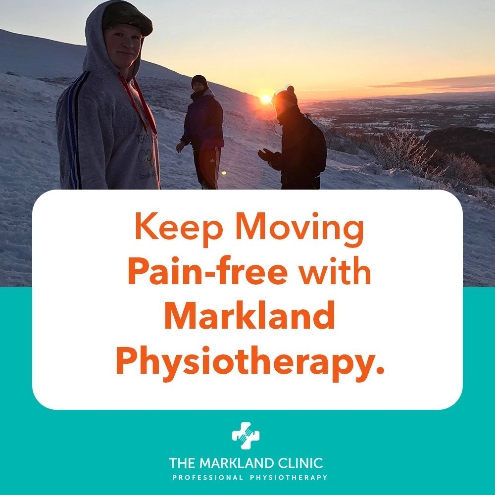 Don't let aches or pains stop you from doing what you love!  Come and see us today...   The Markland Clinic - More Than Physio!  #marklandclinic #ache #pain #painfree #physio