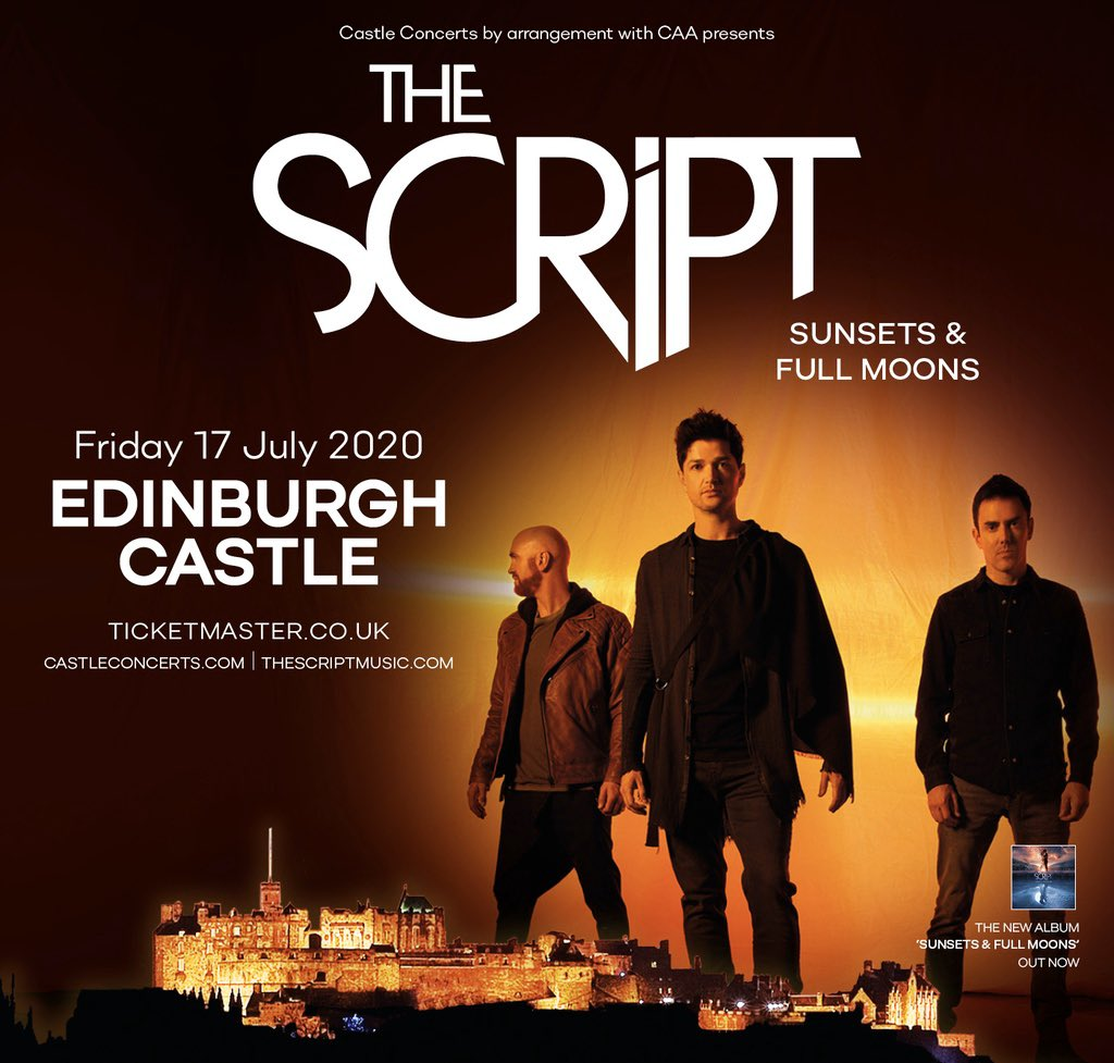 @thescript's photo on ON SALE NOW