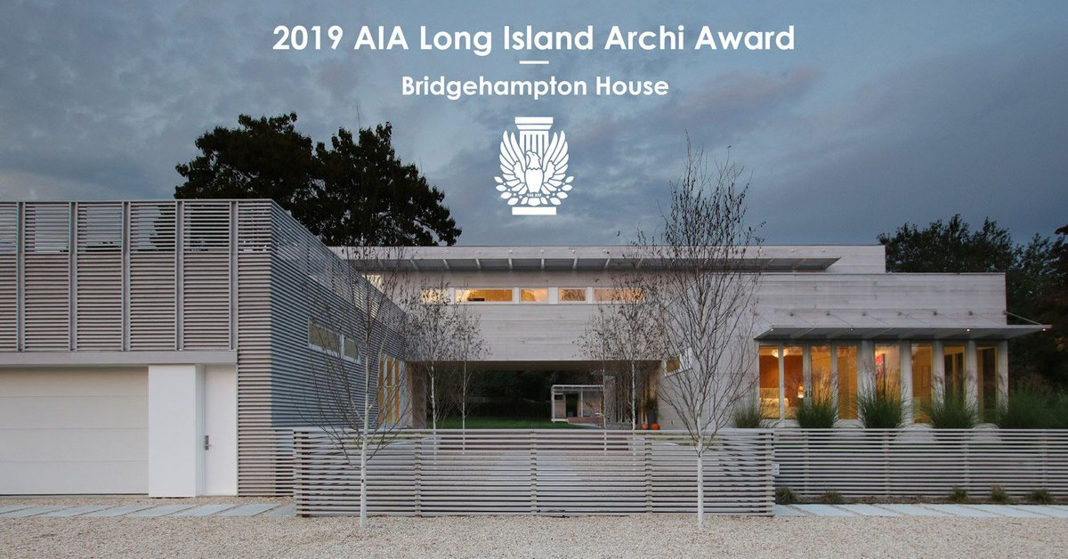 AIA Long Island recognized RES4's MODERN MODULAR Bridgehampton House with a 2019 ARCHI AWARD! https://buff.ly/2YLoMap #res4 #resolution4architecture #modernmodular #prefab #modular #hamptons #bridgehampton #longisland #aia #aialongisland #archiawards #moderndesign #architecture