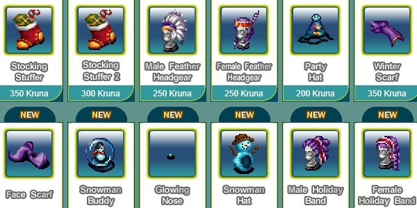 Winter Itemshop Release is out now!   #MDAA #mmorpg #mmo #darkages #gamedev #updates #rpg #IndieGameDev #retrogaming #GamingNews #events #indiegame #mmorpg #FridayMorning #Items4Sale<br>http://pic.twitter.com/RnddaWBvvg