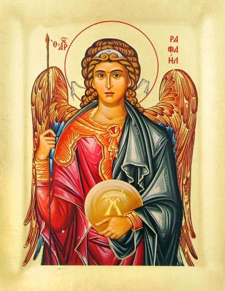 очень описание в библии архангела рафаила фото совсем скоро
