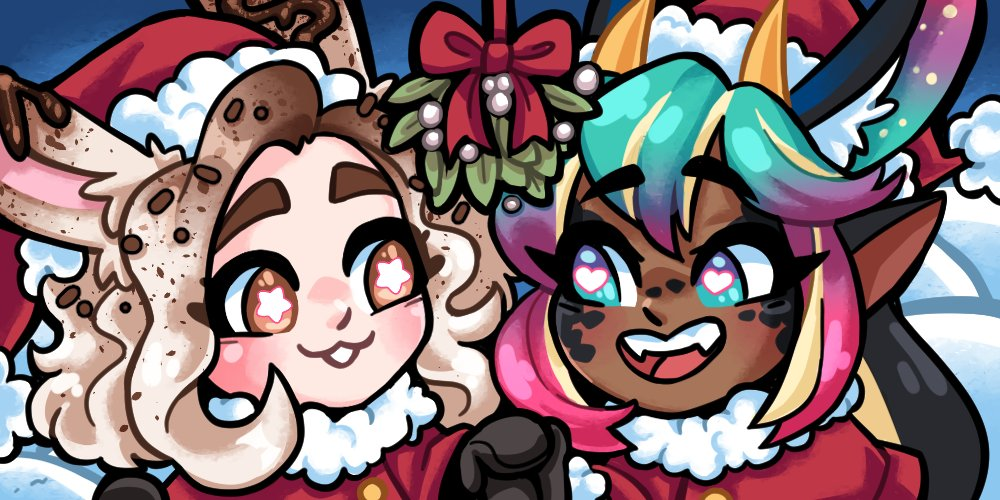 oh no me and @starpyrate got gay chwistmas icons that makes a full gay pic!!!! <br>http://pic.twitter.com/0daGSiHztO