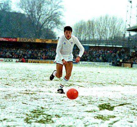 "Football Memories on Twitter: ""Joe McLaughlin in action for ..."