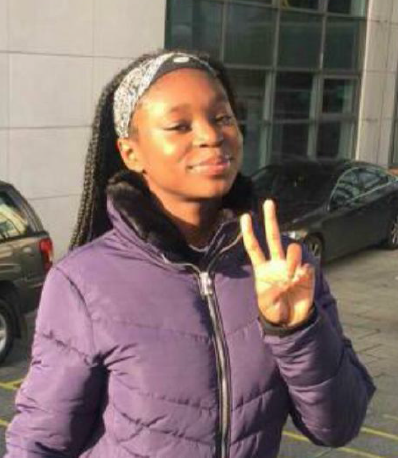 High Risk Missing Person.  Police are very concerned and would like to confirm the whereabouts and wellbeing of 14 year old #missing Kezia, last seen in the Wood Green area last night,  any sightings or information please call 999 or 101 and quote CAD 7390 5th December <br>http://pic.twitter.com/CjX8ZlYXcZ