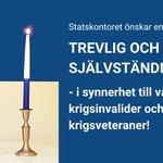 Image for the Tweet beginning: Statskontoret önskar en trevlig och