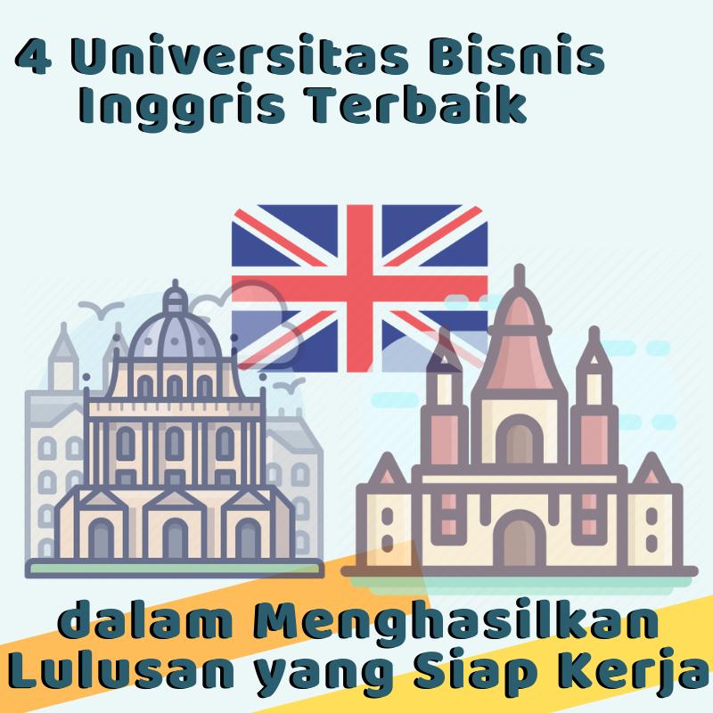 Kalau kemarin kita bahas jurusan hukum, universitas mana aja yang menyiapkan siswa bisnis dalam karirnya? 4 Universitas bisnis Inggris terbaik dalam menghasilkan lulusan yang siap kerja ▶️ http://bit.ly/2LrOb42