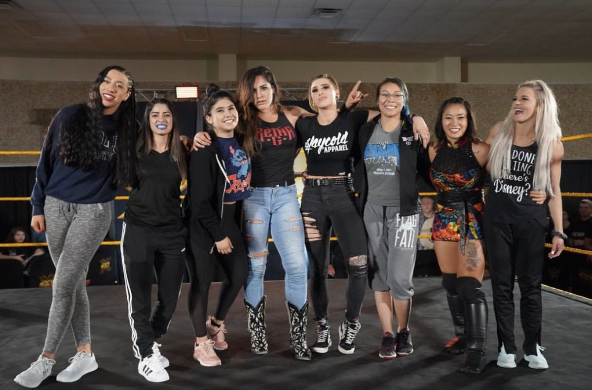 Triple H Talks WWE NXT All-Women's Live Event, New Superstars Debut, Photos And Videos From The Show