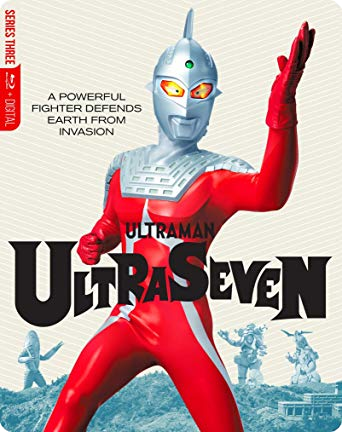 @MillCreekEnt brings ULTRASEVEN to Blu-ray on 12/10! Get the details of their standard & steelbook releases here:  #Ultraman #UltraSeven #UltraGuard #Bluray #NebulaM78 #LandofLight #EyeSlugger #EmeriumRay #steelbook