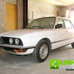 Image for the Tweet beginning: BMW (E12) 518 (1980) UNICO