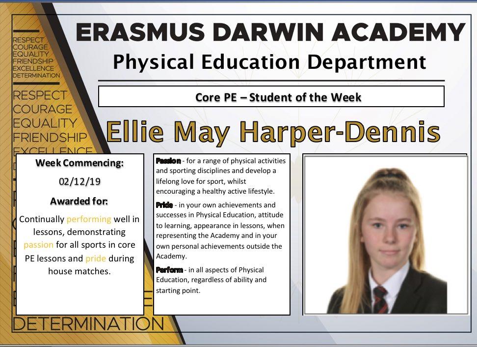 Congratulations Ellie, keep working hard #weareEDA