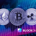 Image for the Tweet beginning: Crypto Market Update: Bitcoin, Ethereum,