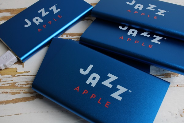 #Win a portable JAZZ Apple phone charger in this week's #FreebieFriday #competition. Comment on the post to enter and we'll pick 1 lucky winner tomorrow at 10am. Good luck!<br>http://pic.twitter.com/6Lk0sHU8kp