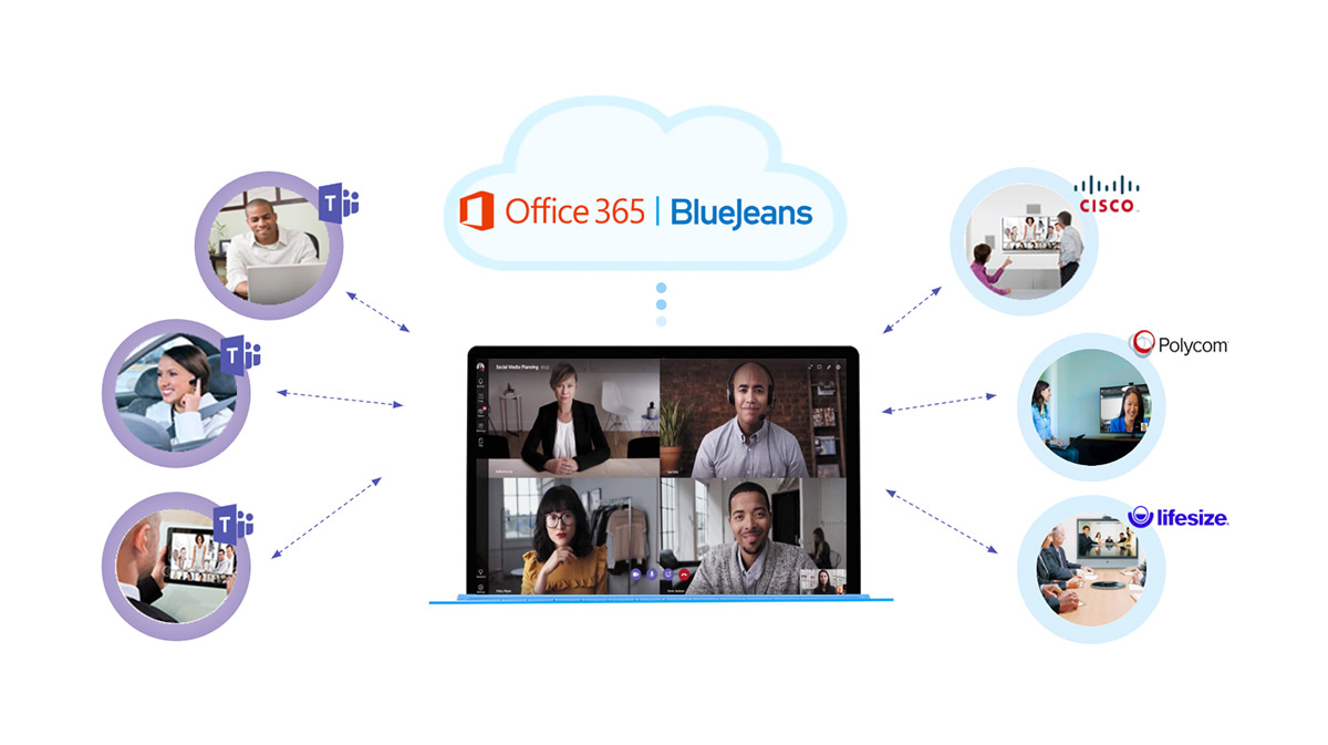 Seamlessly integrate existing video room systems with Microsoft Teams meetings using existing vendor investments like Polycom, Cisco, and LifeSize. Learn more! https://hubs.ly/H0m6K400 #conference #meetingroom #boardroom #VideoConference #meetingspaces