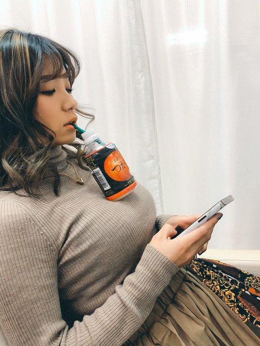 グラビアアイドル葉月あやのTwitter自撮りエロ画像6