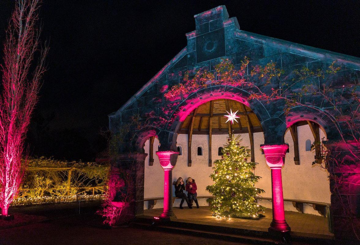 Weihnachten in berlin botanischer garten