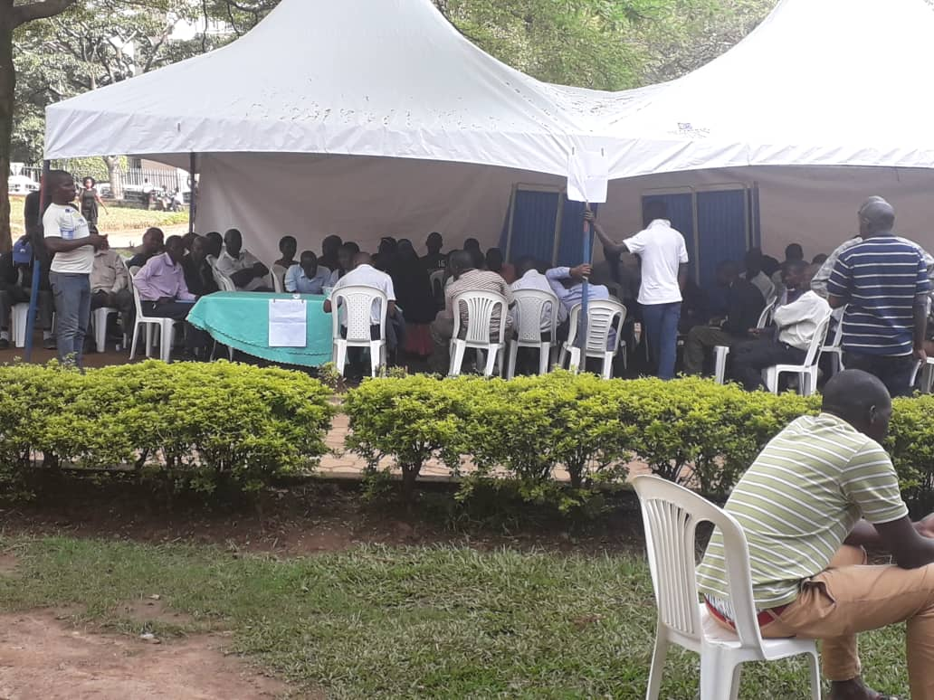 #InternationalMensDay At the constitutional square over 300 men have accessed our range of services on men's health and still accessing services! @MamasClub_ug @MenEngageAfrica @menengage @JaneRuth_Aceng @DianaAtwine