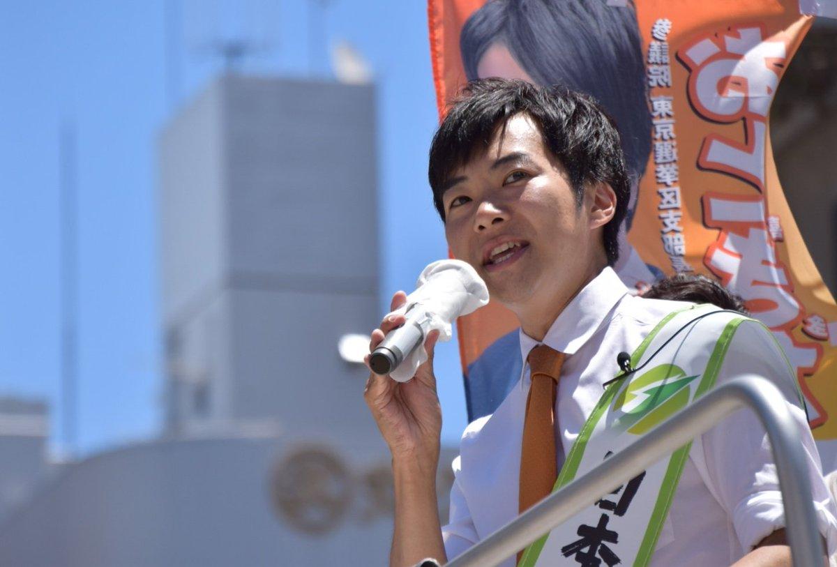 model @otokita  音喜多 駿さん  音喜多さんはホントに撮りやすい マイクを口に向けて声を良く拾うように持ってくれます そしてマイクを口から離し気味にして顔が隠れないようにしてくれます  この写真のように 正面だけ見ないで左右に視線を向けてくれます  見本にしてくださいね❗️  #日本維新の会