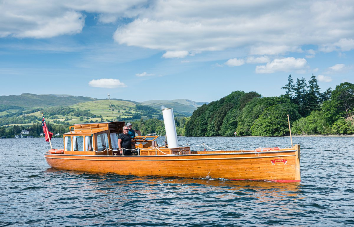 We now offer gift vouchers for museum tickets and Osprey Heritage Boat trips! The perfect Christmas gift for the boaty person in your life! #bowness #windermere #Cumbria windermerejetty.org/items/new-wind…