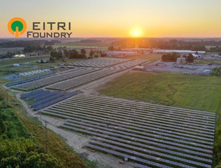 The Village of Montpelier recently partnered with Eitri Foundry and Safari Energy to bring a 10 acre solar field to Montpelier. #solarfield #solarpower #WilliamsCounty (Link: https://bit.ly/2lWJvJz)pic.twitter.com/PTtjGRs2Ay